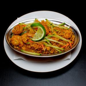 Biryani Dishes