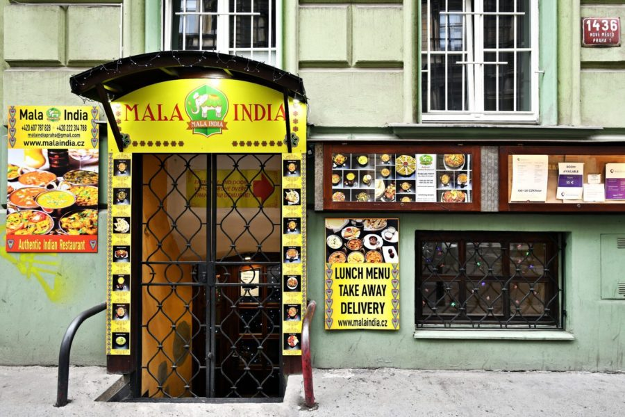 DISCOVER AN INDIAN KITCHEN IN PRAGUE TO ORDER YOUR FAVORITE FOOD ONLINE