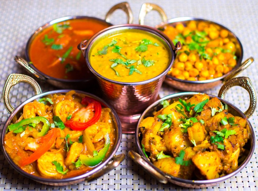 Enjoy Delicious Indian Dishes at a Popular Restaurant Praha
